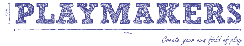 Playmakers sports marketing logo